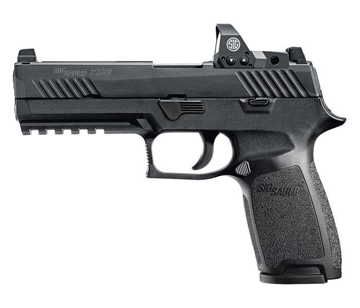 米軍の制式拳銃がベレッタ92FSからSIG P320へ変更へ